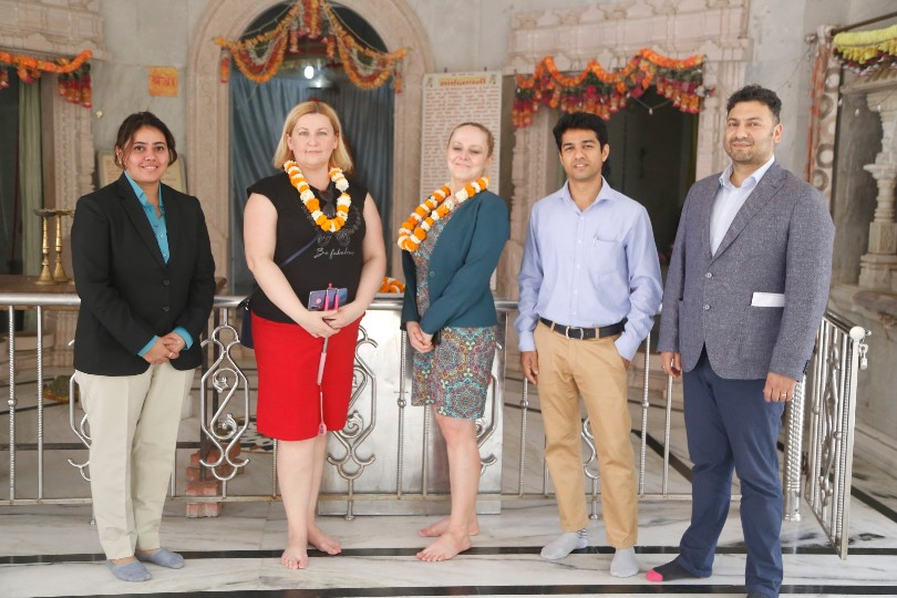 Delegates from Vincent Pol University, Lublin, Poland visited Parul University