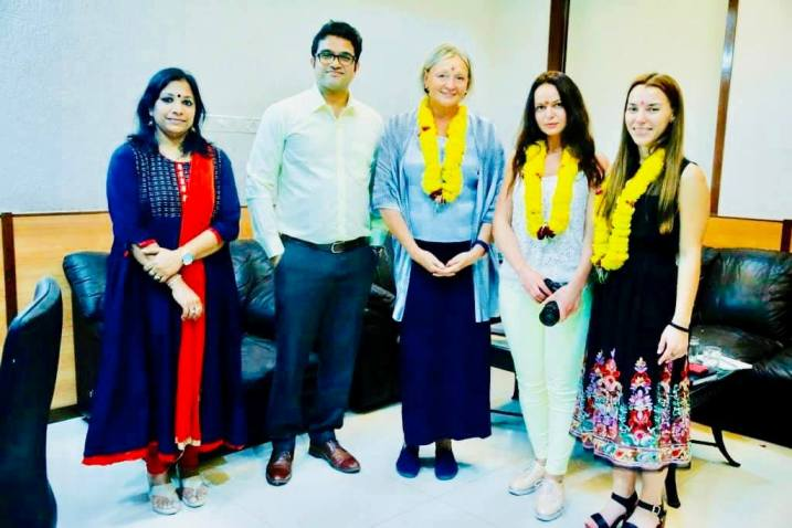 Training Program by Professors from Russia