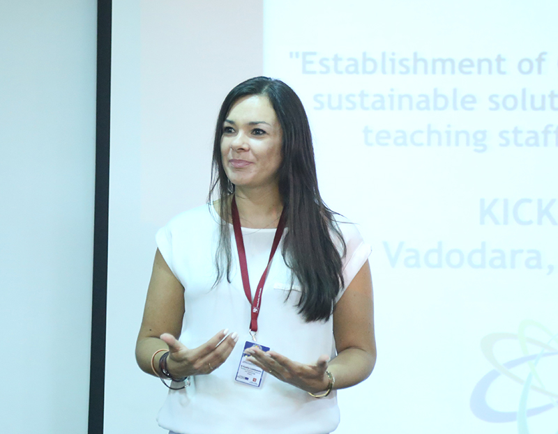 FDP by Dr. Kamila Ludwikowska , Wroclaw University of Science and Technology, Poland