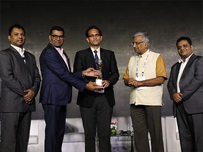 Top University for Internationalization Award - 2019