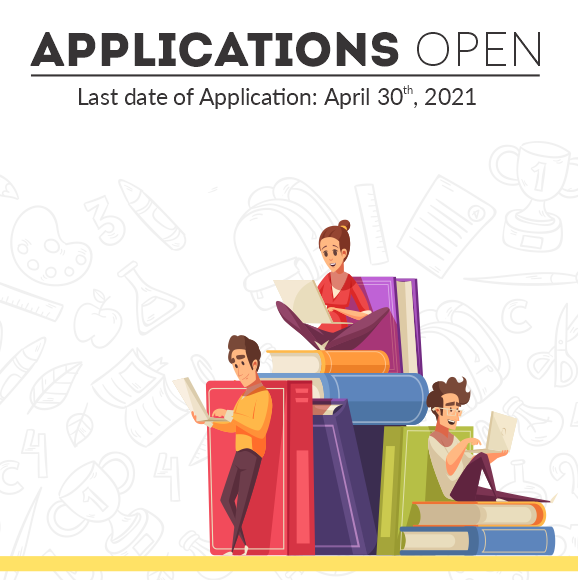 Application Open for 2021